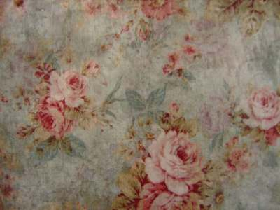 vintage floral wallpaper imageFrench shabby chic pink
