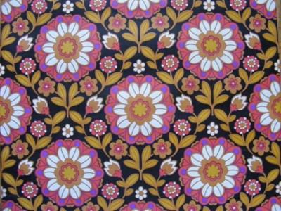 1 meter Vintage wallpaper Sanderson heavy vinyl coating