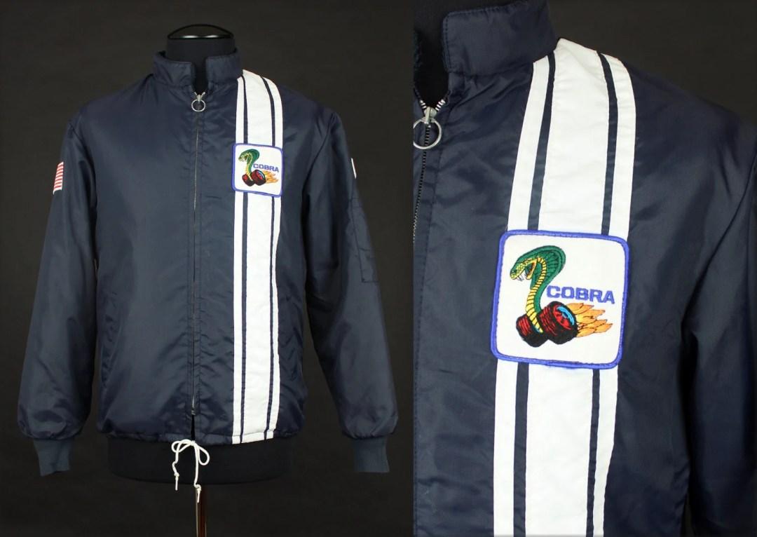 Stripe Patch Jackets by Paint It Black