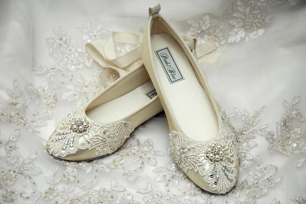 wedding shoes womens bridal shoes ballet wedding sandals zoom