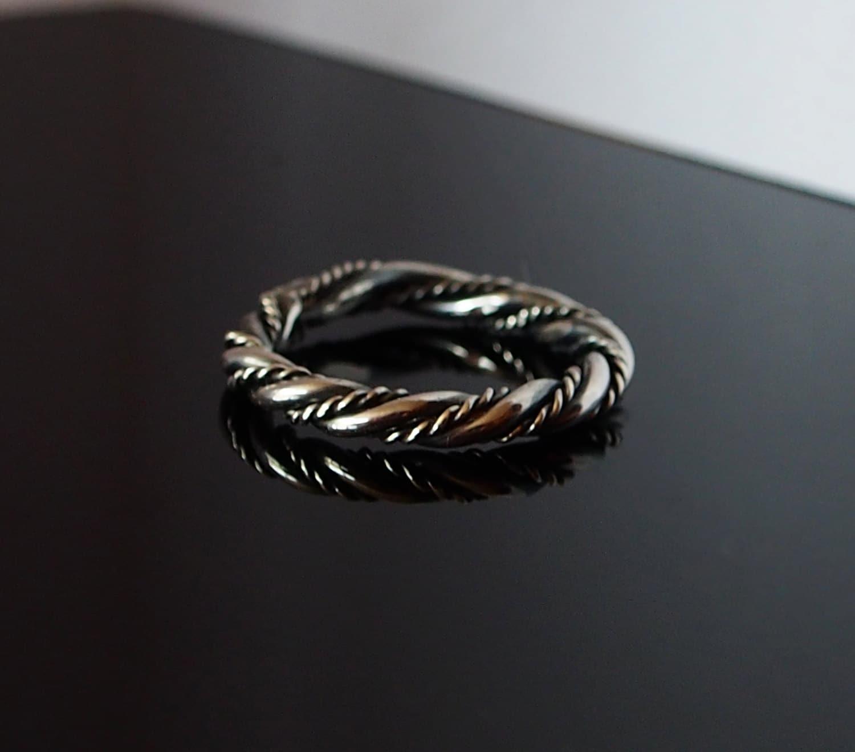 viking silver ring vikings historical viking wedding bands zoom