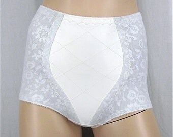 granny vintage panty girdle