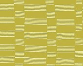 Lotta Jansdotter Fabric - Lucky - Etapp in Queen Olive