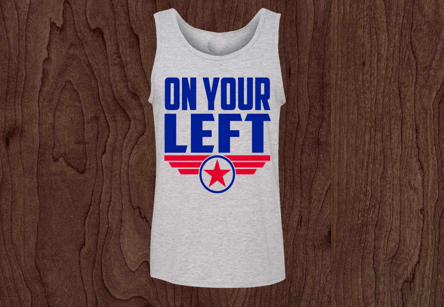 captain america captain america wedding band Captain America On Your Left fan tank top