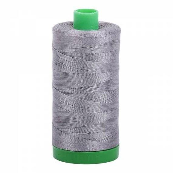Aurifil Cotton Thread - 40 wt - Artic Ice