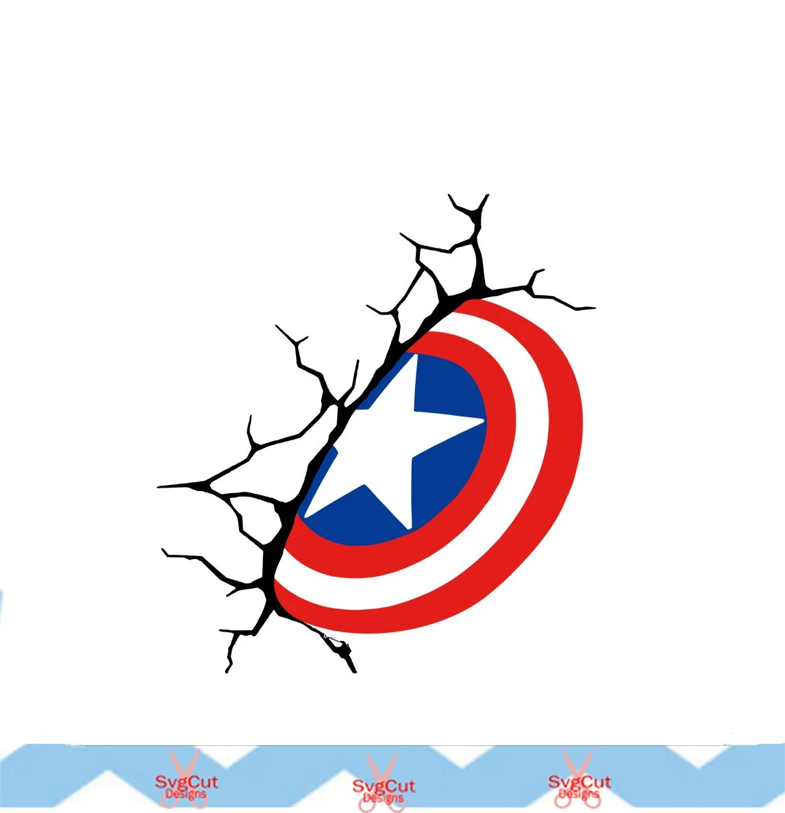 captain america svg captain america wedding band Captain America shield super hero digital download Svg Cuttable Design in SVG Eps DXF png Cricut Design Space Silhouette Cameo