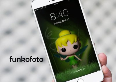 Tinker Bell iPhone Wallpapers Disney's Tinker Bell by FunkoFoto