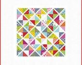 Pretty Little Dots Quilt Pattern by Zen Chic