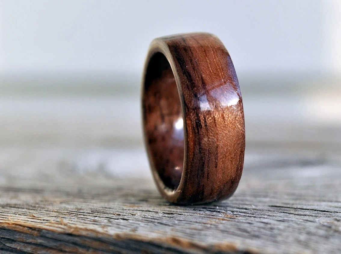 mens wedding ring wedding rings men Wood Ring 5 Year Anniversary Wooden Ring Custom Wooden Ring Personalized Wood Ring Men Wood Ring Men Ring Mens Jewelry Tree Of Life Ring