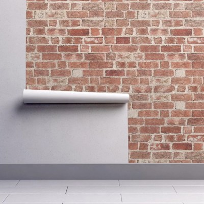 Faux Brick Wallpaper Antique Brick Wallpaper By