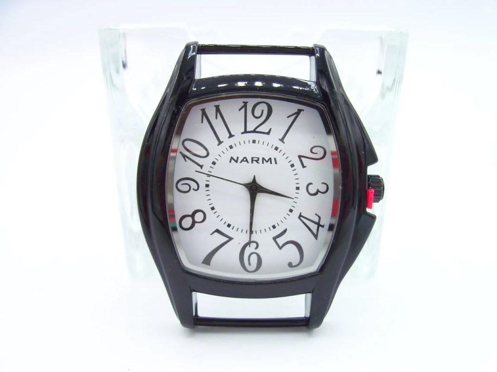 Ribbon Watch Face - Black