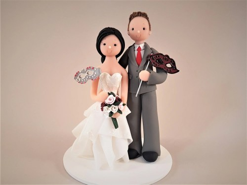 Medium Of Custom Wedding Cake Toppers