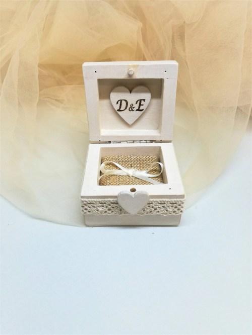 Medium Of Ring Bearer Box