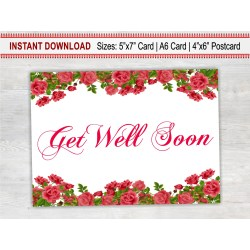 Exciting Spanish Get Well Soon Printable Floral Sympathy Card Feel Better Soon Cat Feel Better Soon Get Well Soon Printable Floral Sympathy Thinking cards Feel Better Soon