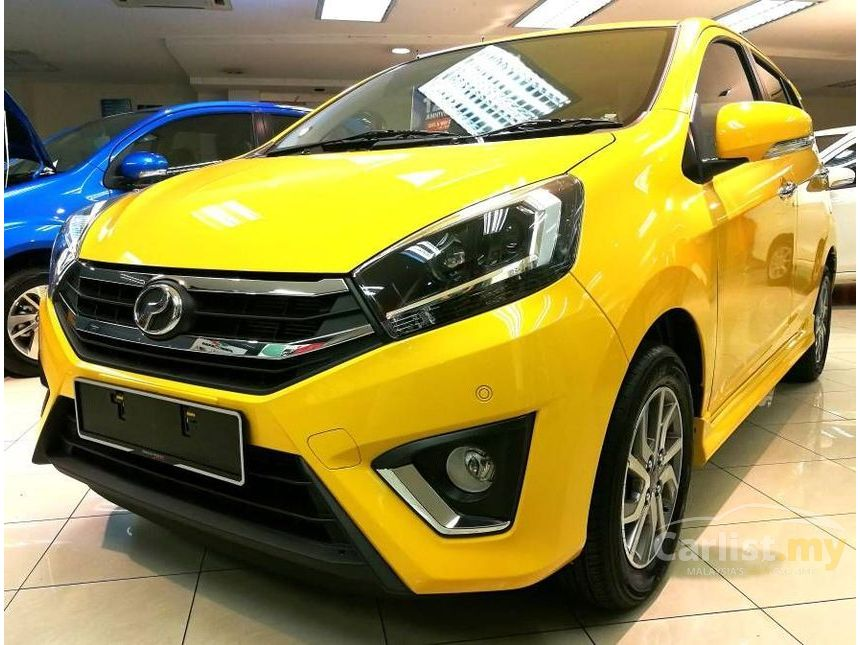 Perodua Axia 2017 SE 1.0 in Selangor Automatic Hatchback Yellow for RM 35,900 - 4357599 - Carlist.my