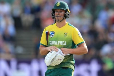 AB de Villiers aka Mr. 360 has defended decision to play the world cup