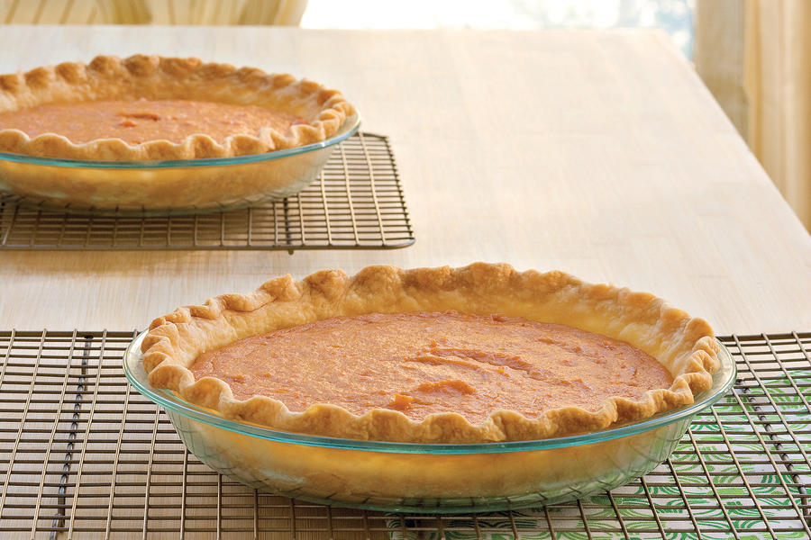 Sweet Potato Pie - Old-Fashioned Pies & Cobblers Recipes - Southern Living