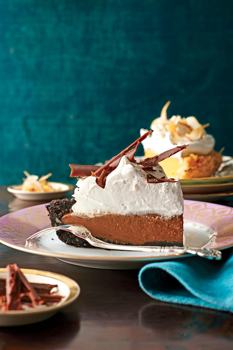 Mesmerizing Cream Pie Desserts Sourn Living Desserts To Impress Guests Desserts To Impress nice food Amazing Desserts To Impress
