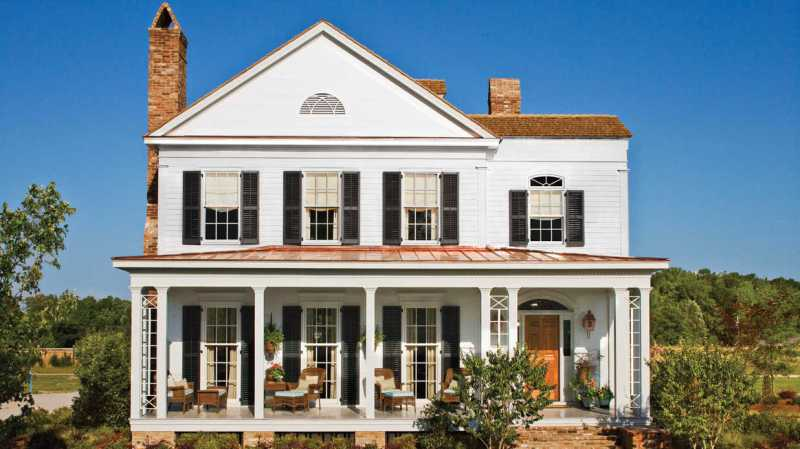 Large Of Traditional House Plans