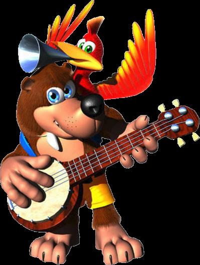 Bird and Bear: the Banjo-Kazooie Thread | Smashboards