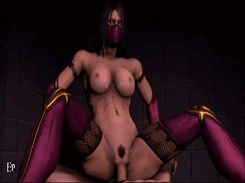 mileena and kitana sex