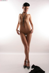 glamour cz models topless