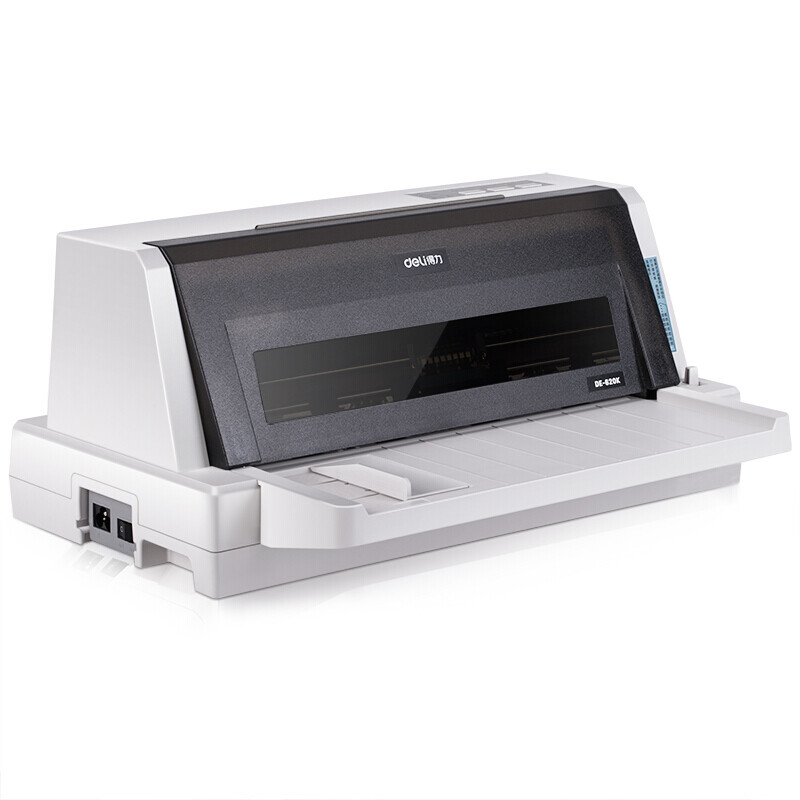 Deli  Deli  DE 620K stylus printer Employees  tax increase and     Deli  Deli  DE 620K stylus printer Employees  tax increase and control invoice  printer  85 columns  VAT invoice printing Machine warranty for 3 years