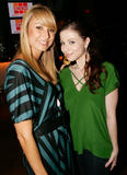 Stacy Keibler and Michelle Trachtenberg
