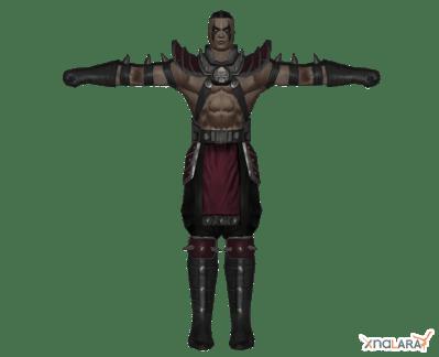 Mortal Kombat - Reiko by deexie on DeviantArt