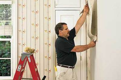 How to Hang Wallpaper | This Old House