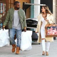 Demons for Christmas Cain(kayne)West gives Kim KardashianSexualised demon handbag