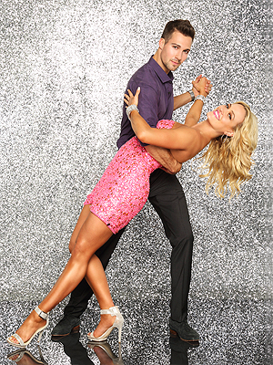 Peta Murgatroyd's DWTS Blog: Our Dance This Week Is a 'Very Sexy Samba'