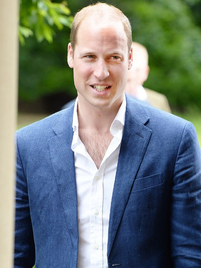 Prince William Spending Birthday in France After Soccer Game : People.com