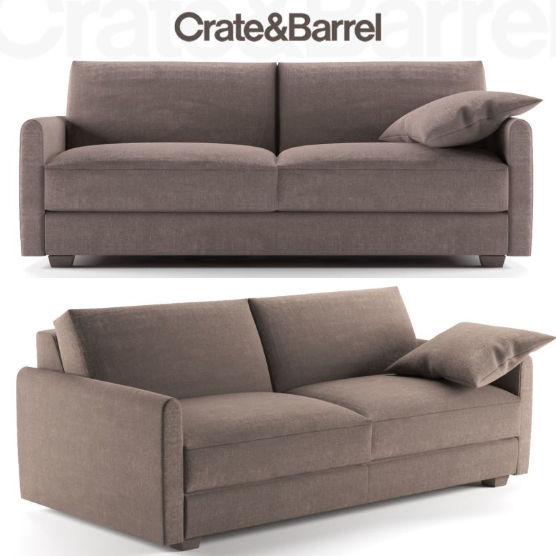 Large Of Crate And Barrel Sofas