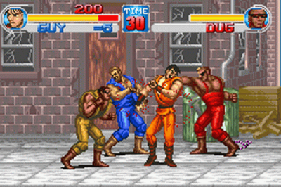 Play Final Fight One Nintendo Game Boy Advance online | Play retro games online at Game Oldies