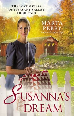 Susanna's Dream (The Lost Sisters of Pleasant Valley Series #2)