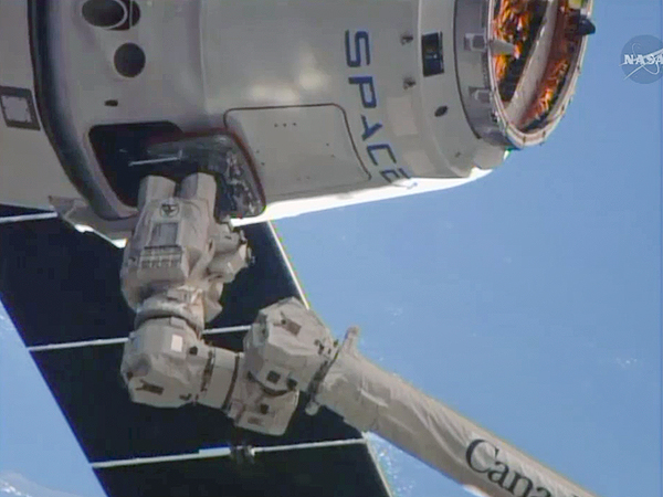 International Space Station Receives Important Easter Morning Delivery| NASA, Easter