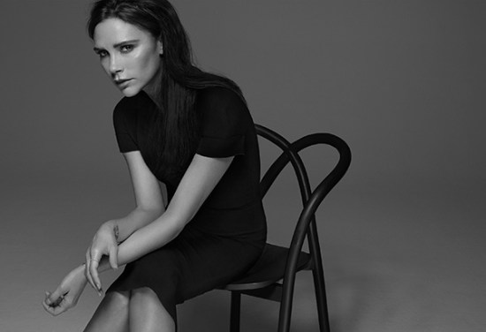 Victoria Beckham launches makeup line with Estee Lauder