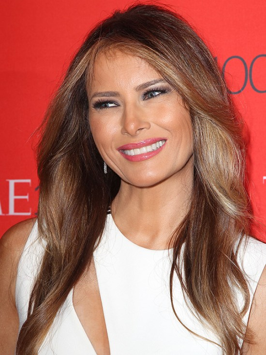 Melania Trump Beauty Secrets GQ