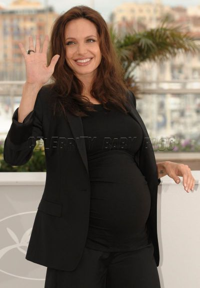 Angelina Jolie attends Changeling photocall – Moms & Babies – Celebrity Babies and Kids - Moms ...