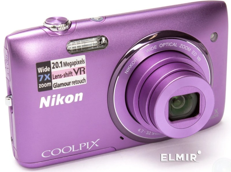 Large Of Nikon Coolpix S3500