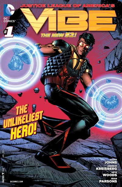 Justice League of America's Vibe Vol 1 1 - DC Comics Database