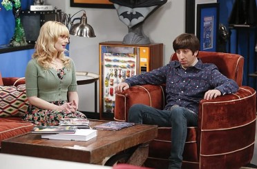 The Big Bang Theory - The Comic Book Store Regeneration