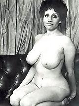 vintage mature breasts