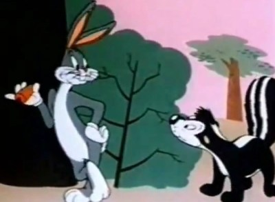 Odor-able Kitty - Looney Tunes Wiki