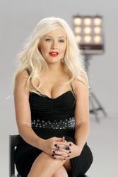 th 106419349 Aguilera Christina 102 122 79lo Christina Aguilera   promo photoshoot for The Voice Season 1   Maarch 10, 2011   6 HQ