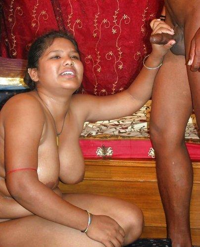 submissive husband sucks cock