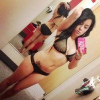 Brunette Teen Taking Selfies On Sexy Lingerie (48 Pics) {UF610}