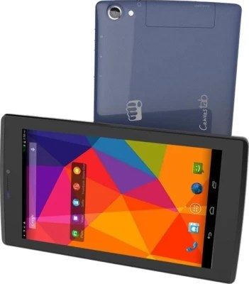Micromax Canvas P480(3G + Wifi, Calling) Tablet