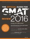 The Official Guide for GMAT Review 2016 (English)